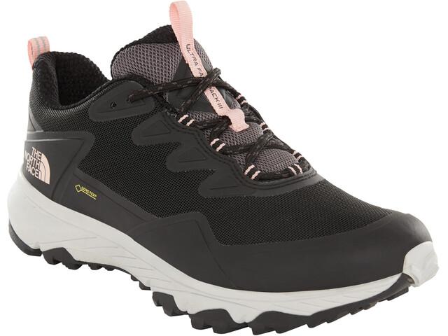 The North Face Ultra Fastpack III GTX Shoes Women TNF black/pink salt